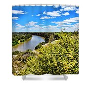 Riverbend Shower Curtain