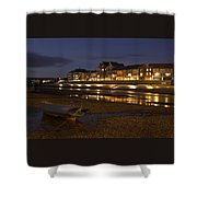 Riverside Reflections Shower Curtain