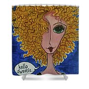 Riversong Shower Curtain
