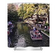 Riverwalk IIi Shower Curtain