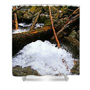 Riverwood Shower Curtain