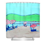 Riviera Shower Curtain