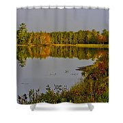 Road To Beauty Shower Curtain