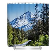 Road To Hope Shower Curtain