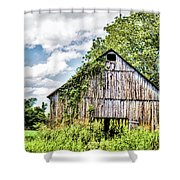 Road To Linton Shower Curtain