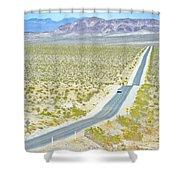 Road Trip 1 Shower Curtain
