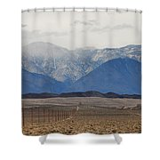 Road Trip Shower Curtain