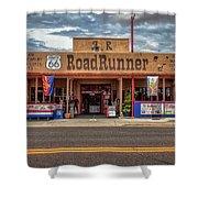 Roadrunner Shower Curtain