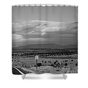 Roadtrip 14 Shower Curtain
