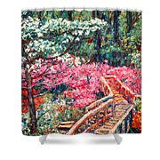 Roanoke Beauty Shower Curtain