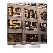 Roanoke Reflection Shower Curtain