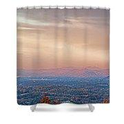 Roanoke Valley Shower Curtain