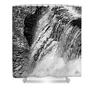Roar Of The Falls Shower Curtain