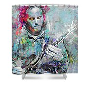 Robby Krieger Shower Curtain