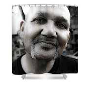 Robert Carter Shower Curtain