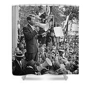 Robert F. Kennedy Shower Curtain by Granger