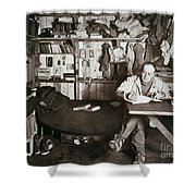 Robert Falcon Scott Shower Curtain