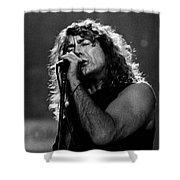 Robert Plant-0041 Shower Curtain