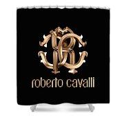 Roberto Cavalli Shower Curtain
