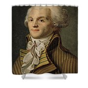 Robespierre Shower Curtain