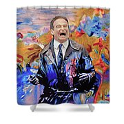 Robin Williams - What Dreams May Come Shower Curtain