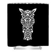 Rocinante Horse Head 2 Shower Curtain