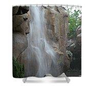 Rock Falls Shower Curtain