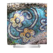 Rock In The Park Shower Curtain