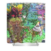 Rock Keeper Shower Curtain