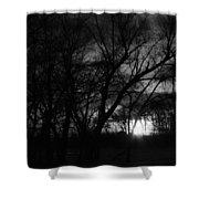 Rock River Shower Curtain