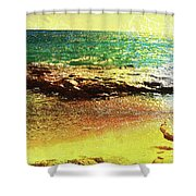 Rock The Rouge Shower Curtain
