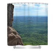 Rock Views Shower Curtain