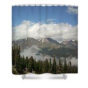 Rockies 1 Shower Curtain