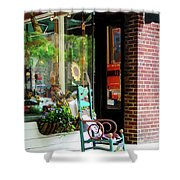 Rocking Chair By Boutique Shower Curtain