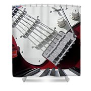 Rock'n Roller Coaster Aerosmith Shower Curtain
