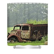 Rocks B Us 1 Shower Curtain