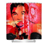 Rocky Marciano Collection Shower Curtain
