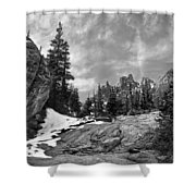 Rocky Mountain Beauty Shower Curtain