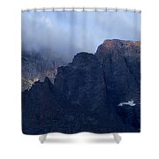 Rocky Mountain Mtns Co Shower Curtain