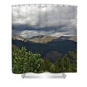 Rocky Mountain National Park 2 Shower Curtain