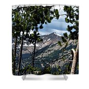Rocky Mountain National Park 3 Shower Curtain