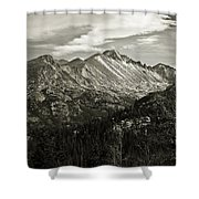 Rocky Mountain Wonders Shower Curtain