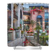 Rodeo Collection Beverly Hills 2 Shower Curtain