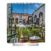 Rodeo Collection Beverly Hills Shower Curtain