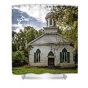 Rodney Baptist Church Shower Curtain