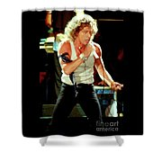 Roger Daltrey-94-0151 Shower Curtain