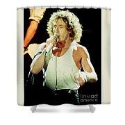 Roger Daltrey-94-0178 Shower Curtain