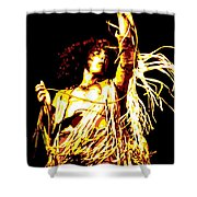 Roger Daltrey Shower Curtain