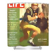 Roger Staubach 11-29-63 Shower Curtain