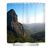 Rogue De Agando 1 Shower Curtain